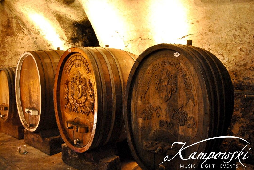 Beleuchtung Weingut Bad Dürkheim