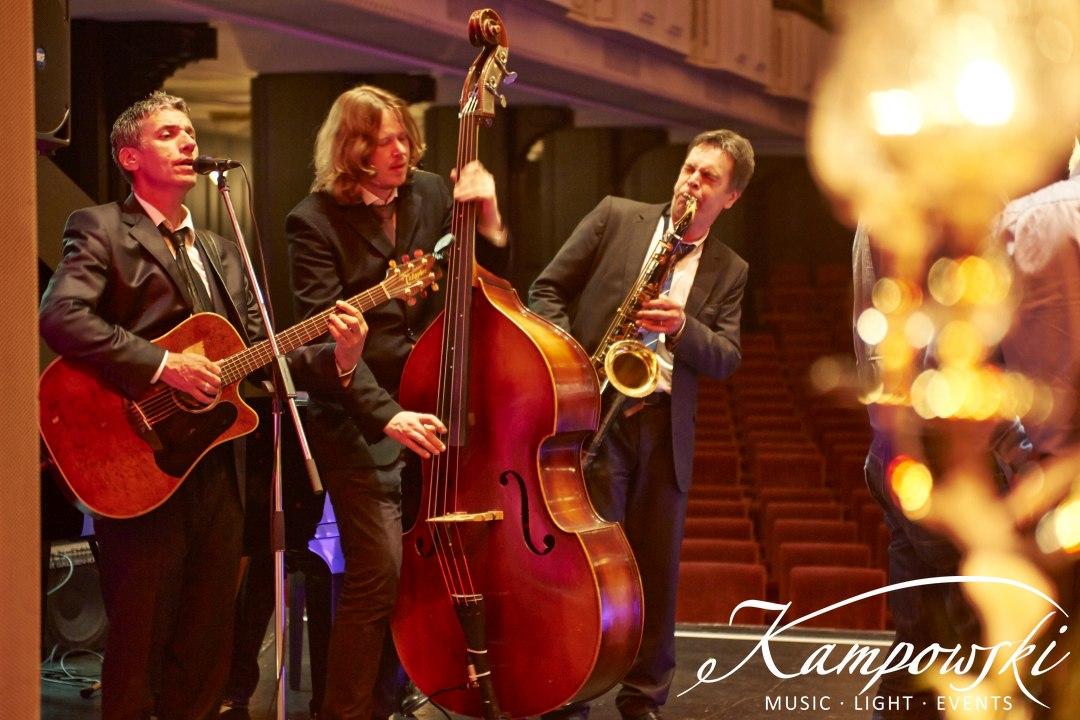 Kampowski - Jazz Trio